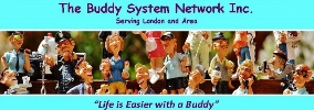 The Buddy System Network of London, Ontario, Canada, earns third-year accreditation from the NHWA!