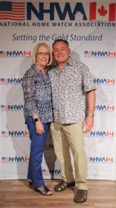Beth and Bob Hunt