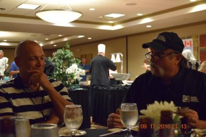 Bryan Nicklow and Randy Martin