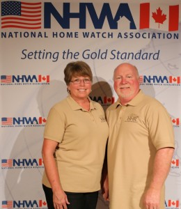 Denise and Steve Eslick